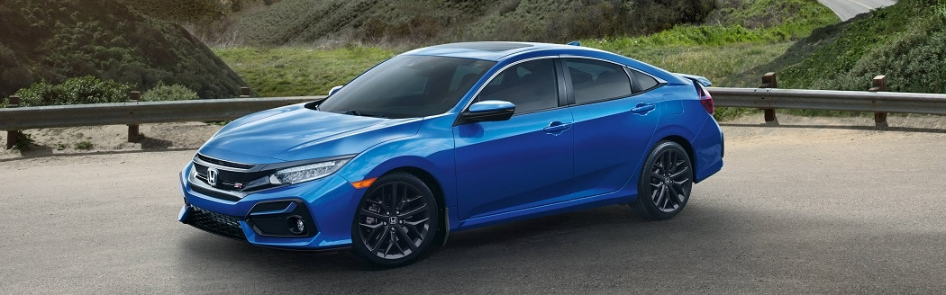 2020 Honda Civic in Vancouver, BC | Pacific Honda