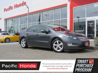 2013 Chevrolet Volt 5DR HB - PLUG IN HYBRID, SCRAP IT!, NAVIGATION,LEA Compact 1G1RD6E4XDU104500