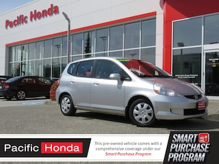 2007 Honda Fit LX W/Cruise Control - 1 owner,Japanese built, 0 ac SUBCOMPACT JHMGD37407S819164