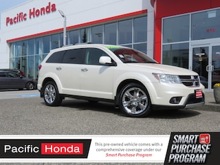 2013 Dodge Journey R/T - 0 claims,leather,nav,awd,bluetooth,remote start SUV 3C4PDDFG3DT589892