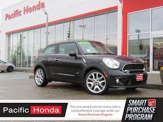 2013 MINI Paceman S ALL4 - 0 CLAIMS, SERVICE HISTORY, BLUETOOTH SUBCOMPACT WMWSS7C50DWN51418