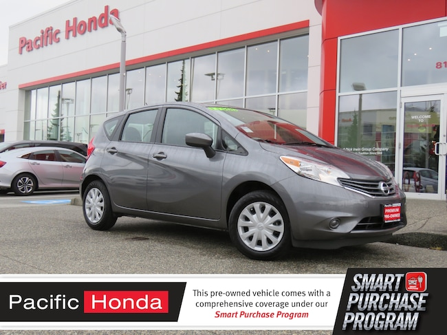 2016 Nissan Versa Note S - RARE 5SPD HATCH,0 ACCIDENT CLAIMS,BLUETOOTH,A/ MIDSIZE 3N1CE2CPXGL391967