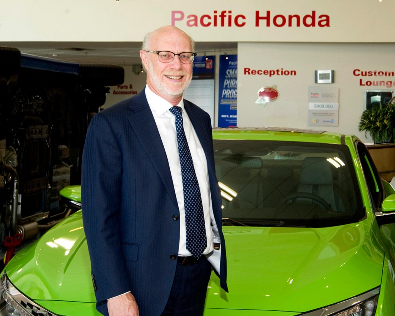 Meet Our Honda Family at Pacific Honda | North Vancouver