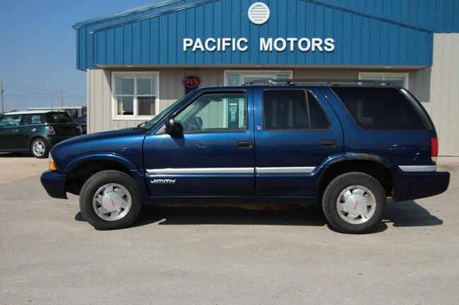 2001 GMC Jimmy Mechanics Special SUV