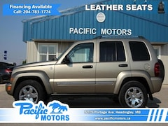 2006 Jeep Liberty Limited 4WD - Certified - SUV