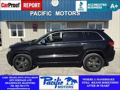 2011 Jeep Grand Cherokee Limited*Leather*Back Up Camera*Command Start* SUV