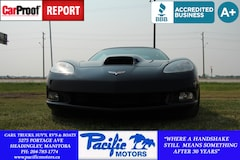 2006 Chevrolet Corvette 550HP SUPERCHARGED*Reduced*Lots Of Upgrades Convertible