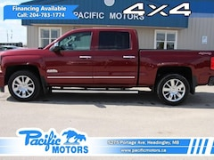 2014 Chevrolet Silverado 1500 High Country  Financing Available - Loaded Crew Cab