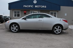 2007 Pontiac G6 GT Convertible*Low Km*Fully Loaded Convertible