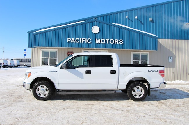 2014 Ford F-150 XL SuperCrew 5.5-ft. Bed 4WD Truck