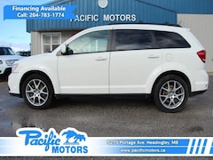 2012 Dodge Journey R/T AWD Bluetooth - NAV SUV