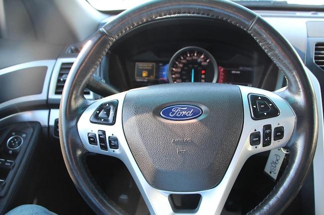 2013 Ford Explorer XLT XLT 4WD SUV