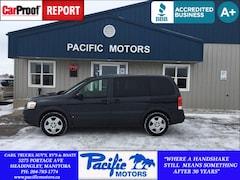 2009 Pontiac Montana SV6 FWD w/1SA Minivan