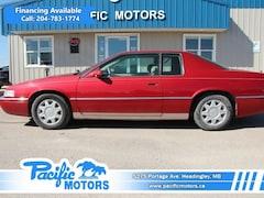 1997 Cadillac Eldorado Touring Coupe - Certified Coupe
