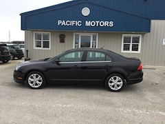 2012 Ford Fusion SE*LOW KM*LOW PAYMENTS*GREAT VALUE Sedan