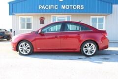 2012 Chevrolet Cruze 2LT*RS*NEW TIRES*LOCAL MB CAR Sedan