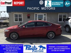 2013 Ford Fusion SEL*Leather*Low Km's*Sunroof*Sync Sedan