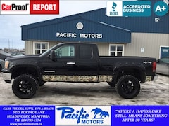 2013 GMC Sierra 1500 SLE**Lifted**All-terrain Tires**Reduced Price** Truck Extended Cab