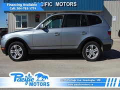 2007 BMW X3 3.0si - Certified -  - Air - Tilt SUV