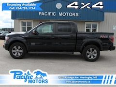 2012 Ford F-150 FX4 Supercrew   - Financing Available - ECO-Boost Super Crew