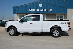 2016 Ford F-150 EXT CAB-XLT-4X4-6FT BOX-TRAILER TOW PACKAGE Truck