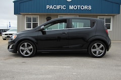 2013 Chevrolet Sonic RS Auto 5-Door Sedan