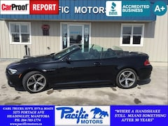 2008 BMW 6 Series 650i Convertible Convertible