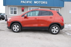 2014 Chevrolet Trax 1LT*AWD*BACK UP CAM*XM*BLUETOOTH*ONE OWNER SUV