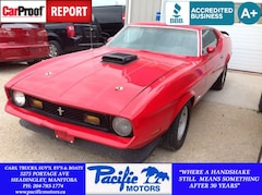 1972 Ford Mustang SPORT BACK Coupe