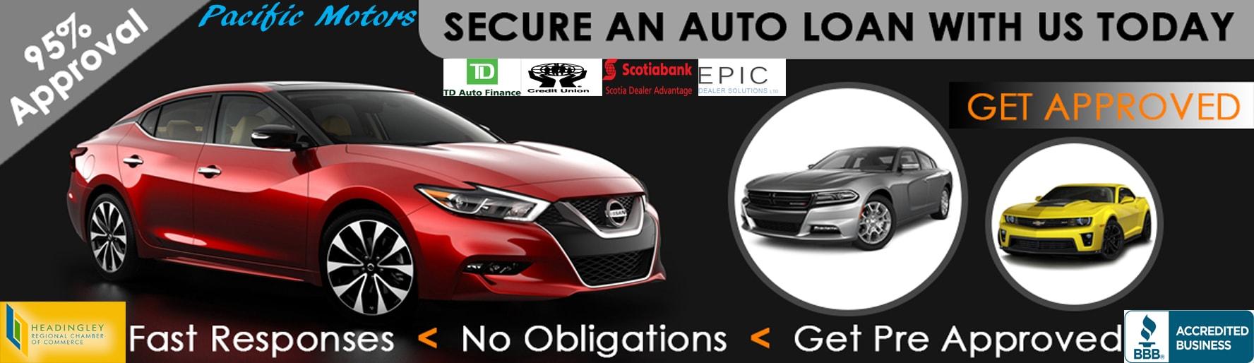 Pacific Motors | Used Car, Truck, Van & SUV dealer in Winnipeg ...