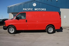 2014 Chevrolet Express 1500 1WT 1500 AWD Cargo Minivan