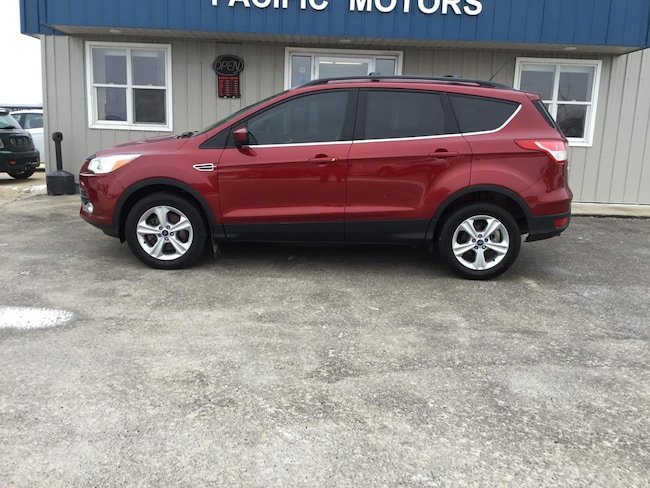2013 Ford Escape SE*4WD*BLUETOOTH*SIRIUS*LOW PAYMENTS*PRICE REDUCED SUV