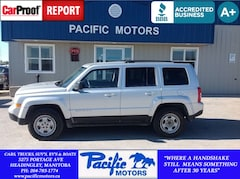 2013 Jeep Patriot Sport*Just $86.88bw oac. SUV