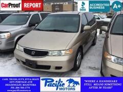 2001 Honda Odyssey EX - Certified Van