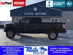2010 Ford F-150 FX4*Lifted*Leather*Sirius Xm*Bluetooth* Truck