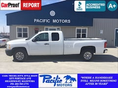 2012 Chevrolet Silverado 1500 Work Truck Truck Extended Cab