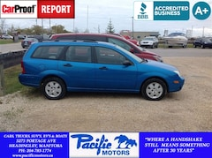 2007 Ford Focus SES-ZTW Wagon