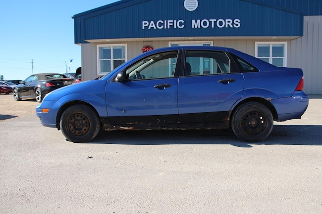 2005 Ford Focus ZX4 ZX4 S Compact