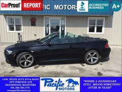 2008 BMW 6 Series 650i Convertible LOW KM*Price Reduced Convertible