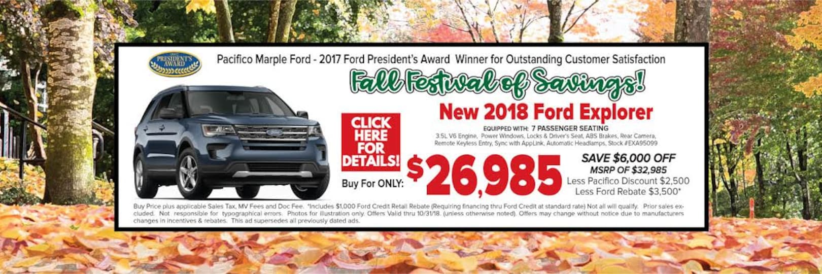 Pacifico Marple Ford >> Pacifico Marple Ford Lincoln | Ford Dealership in Broomall, PA