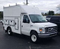 2019 Ford E-350 SRW FRP Workport Body Commercial