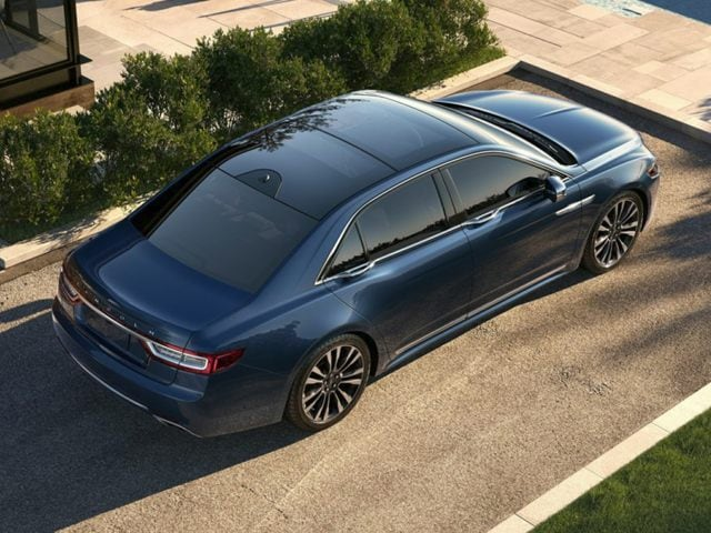 New Lincoln Continental Sedans for Sale at Pacifico Marple Lincoln