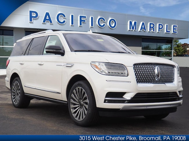 New 2019 Lincoln Navigator Reserve SUV near Philadelphia