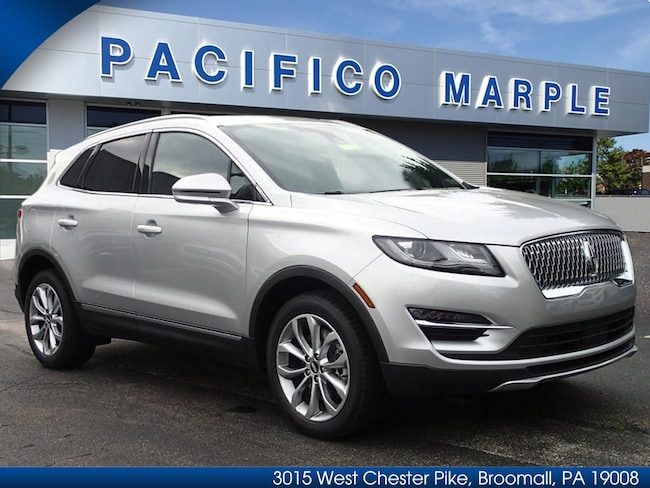 New 2019 Lincoln MKC Select Crossover near Philadelphia