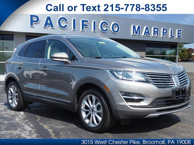 Certified Pre-Owned 2016 Lincoln MKC Select SUV near Philadelphia