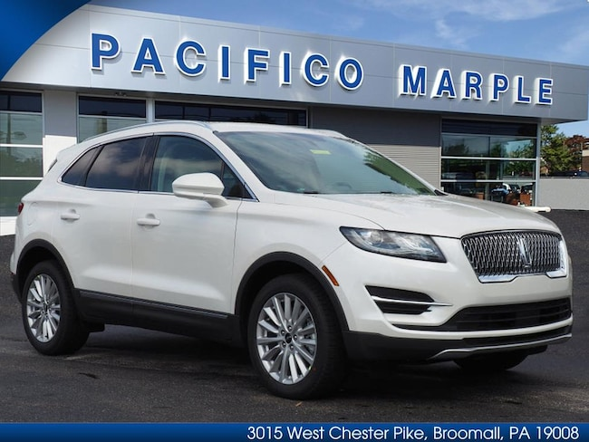 New 2019 Lincoln MKC Standard Crossover near Philadelphia