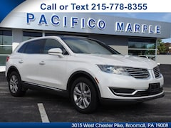 Used 2017 Lincoln MKX Select SUV