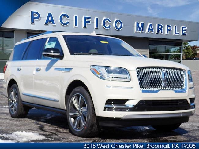 New 2019 Lincoln Navigator Reserve SUV near Philadelphia
