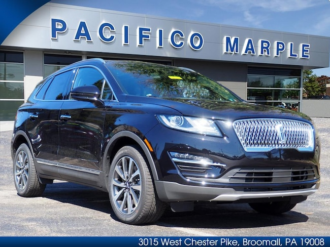 New 2019 Lincoln MKC Reserve Crossover near Philadelphia