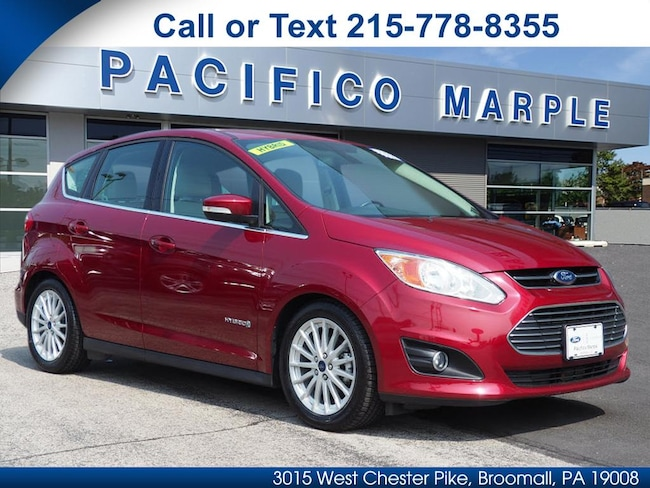 Certified Pre-Owned 2016 Ford Cmax SEL HATCHBACK near Philadelphia